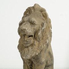 Home Desk Chairs Best Massage Chair Reviews Concrete Lion Statue