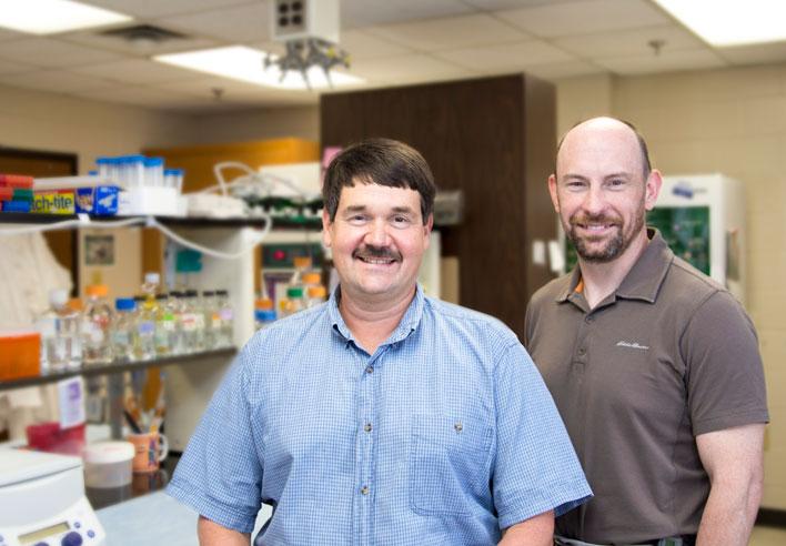 Greg Kucera, PhD, and Timothy Pardee, MD, PhD