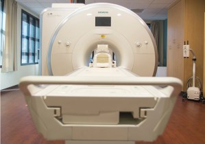 MRI Machine at Wake Forest Baptist