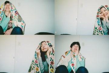 Takako Minekawa and dustin wong press shot