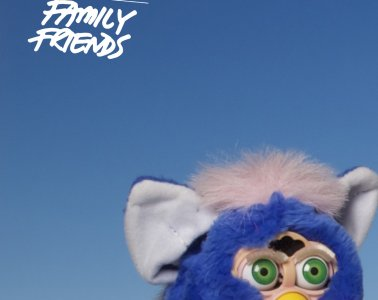 Family Friends look the other way cover art furby