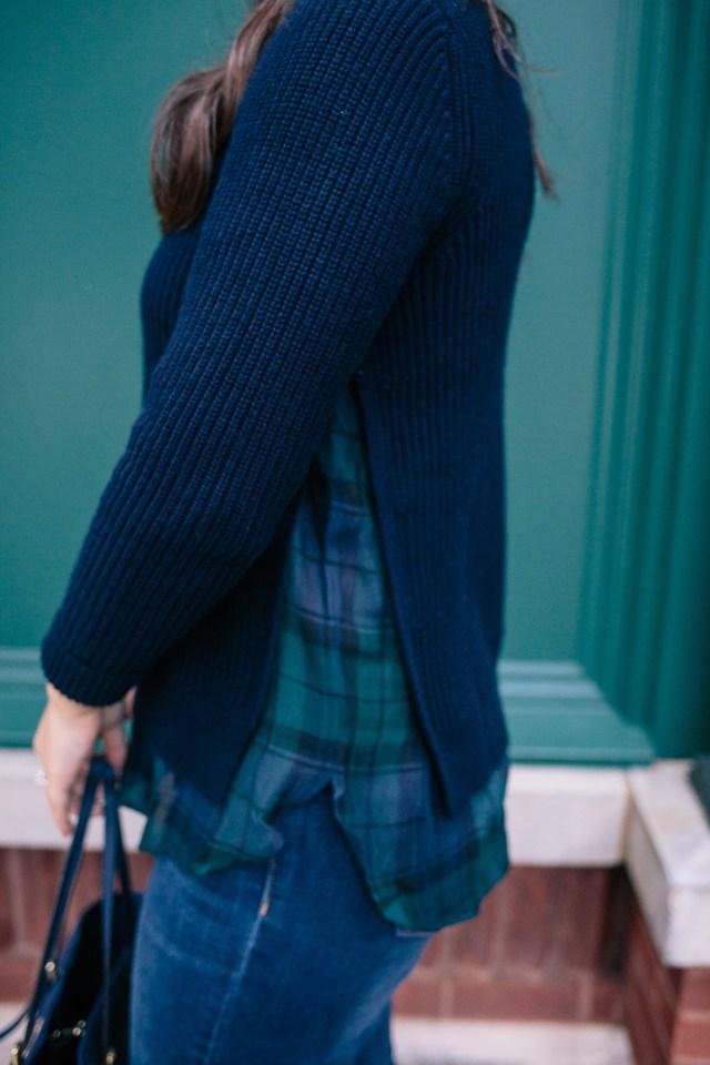 Weekend Uniform on Waketon Road Blog wearing Loft Fall Collection