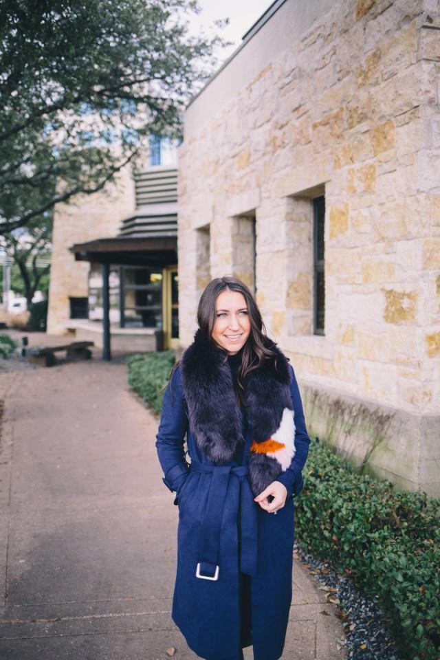 The Faux Fur Stole - Waketon Road Blog