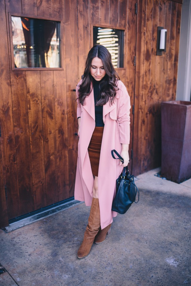 Pink Duster Restyle - Waketon Road Blog