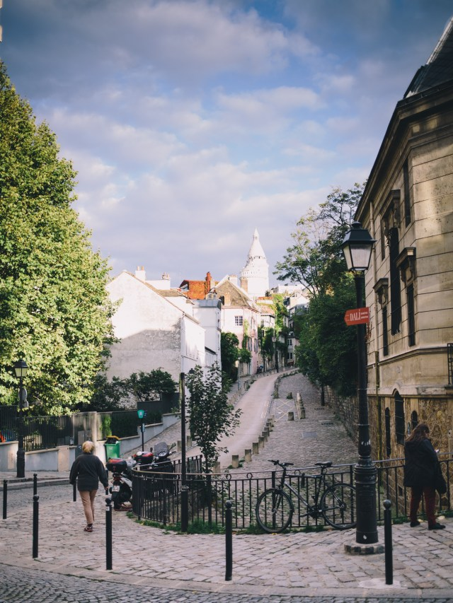 An Evening in Montmartre on Waketon Road Blog