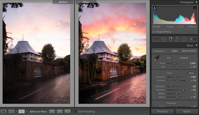 How To Edit In Lightroom on Waketon Road