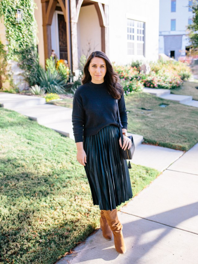 Pleated Skirts and Why You Need One on Waketon Road