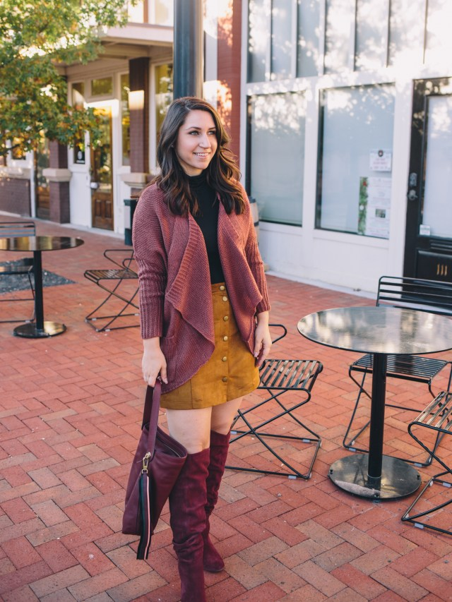 Thanksgiving Outfit Ideas - Waketon Road