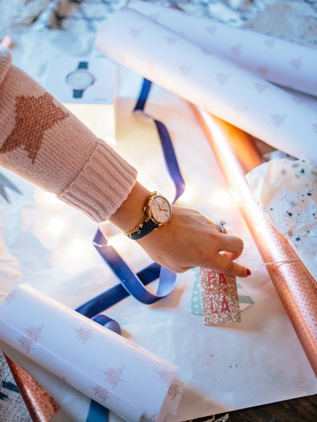 Last Minute Gift Ideas - Fossil Q Watch
