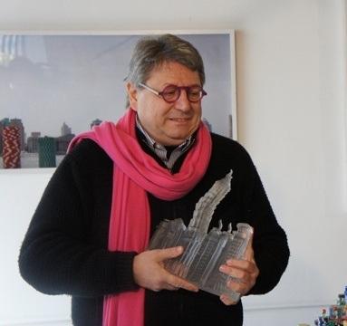 Glasstress Il vetro italiano diventa arte e design al MAD di New York  Wakeupnews