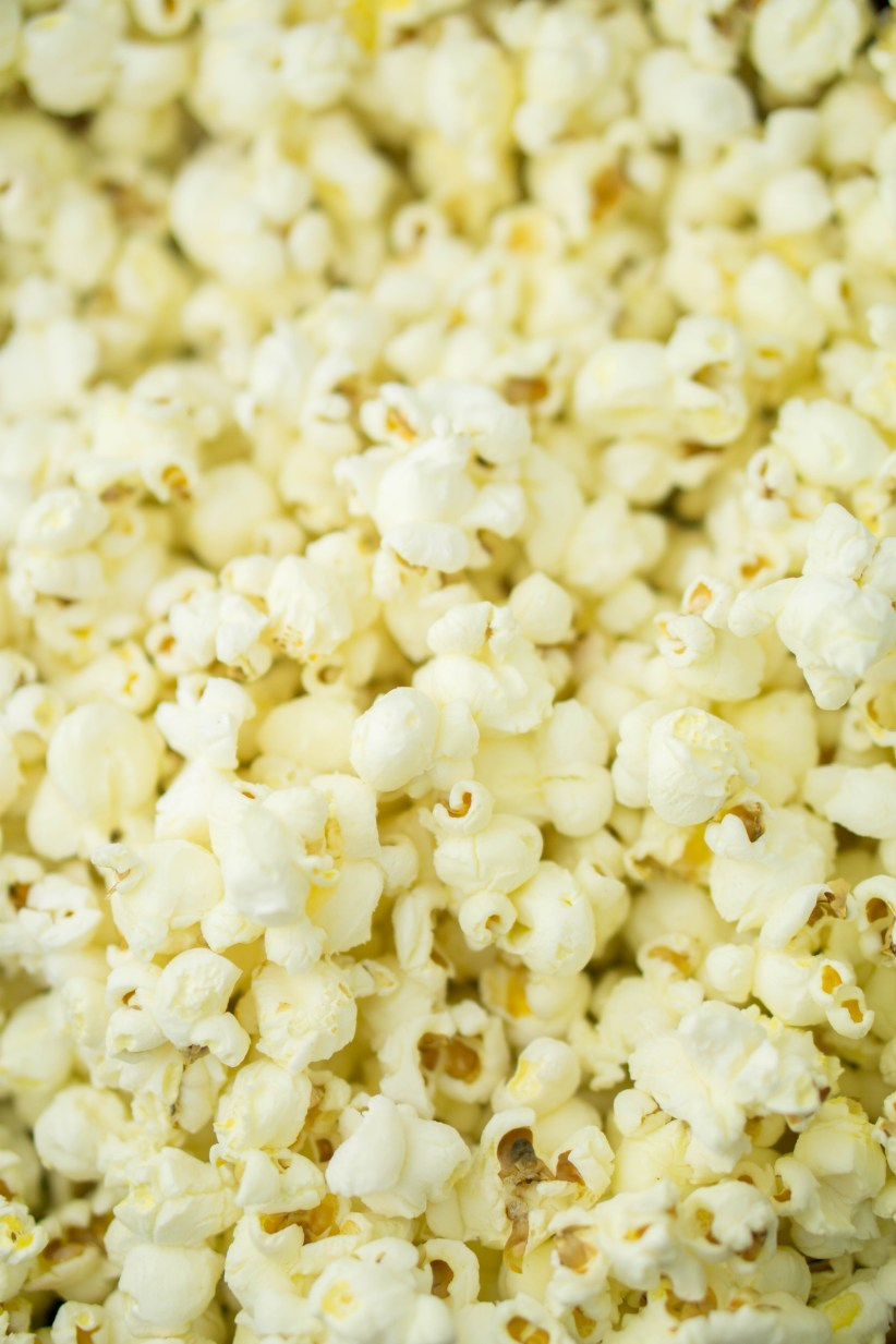 How to Cook Popcorn on the stove | #popcorn #stove #recipe | www.wakeuptowaffles.com