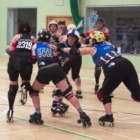 wakefield roller derby blockers