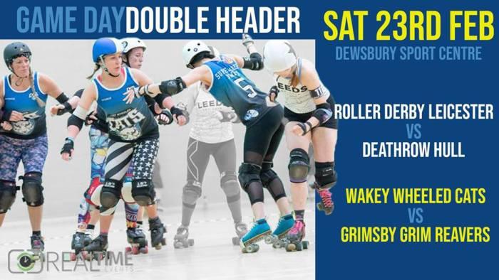 Double Header 23rd Feb