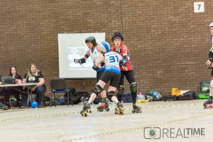 wakey vs Grim -Trubs blocking Grim Reavers Jammer