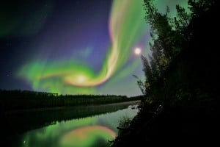Flickr-northern lights-NASA