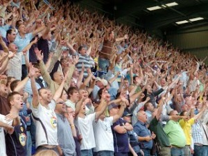 The Most Fanatic Supporters In The World