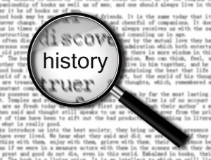 The chronicle of events is written by the victors, thus becoming fake history.