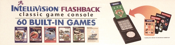 Intellivision Flashback Review: Yes, I'm Disappointed