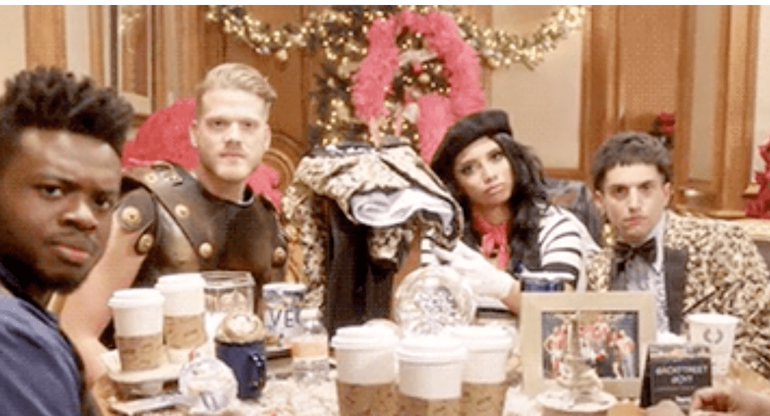 The Pentatonix Christmas Debacle