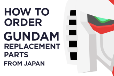 gundam replacement parts - feature