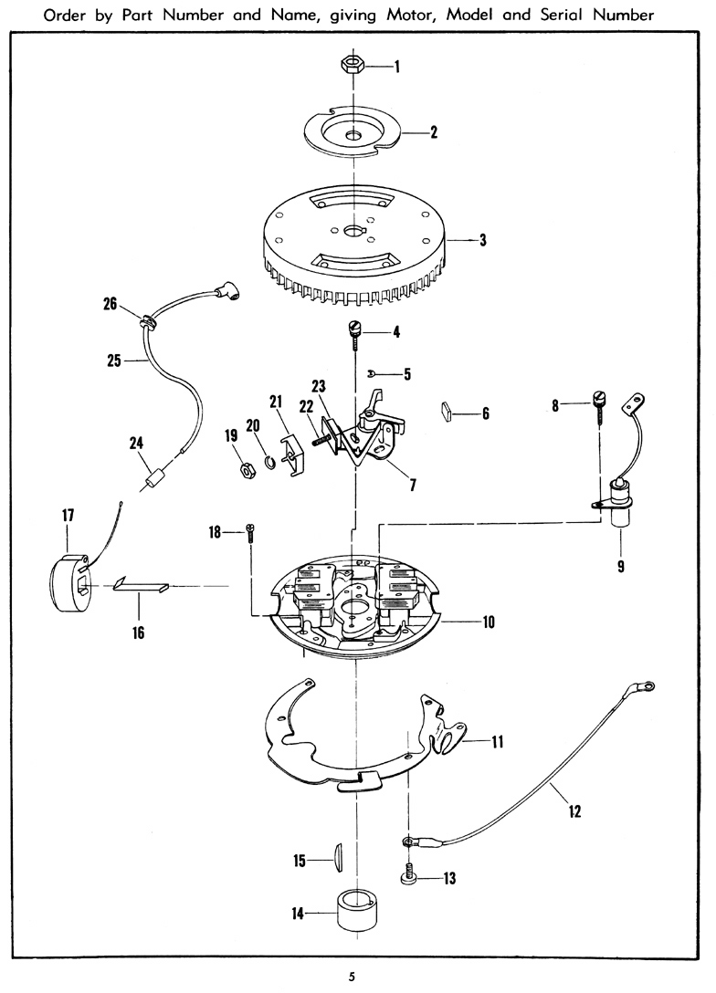 Sea King Outboard Motor Parts Diagram : 37 Wiring Diagram