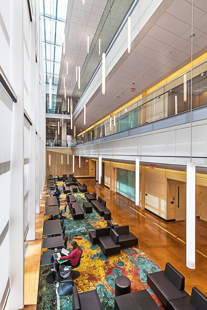 UM Ross School of Business Renovation Addition  Walbridge
