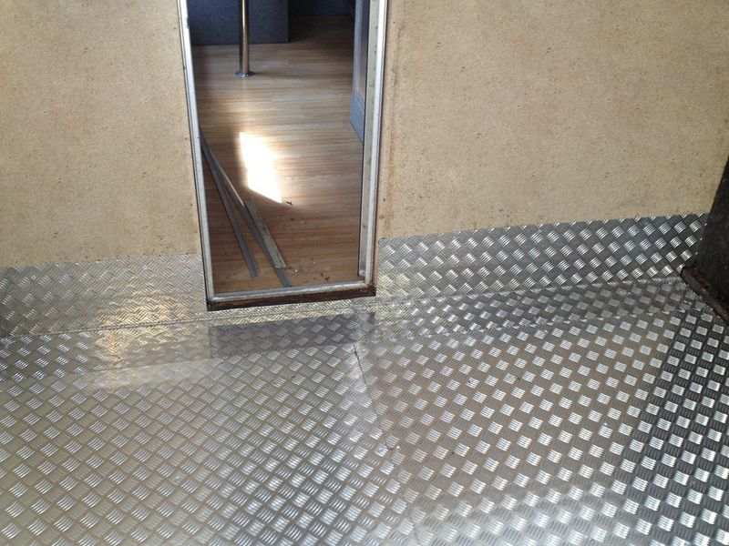 Diamond Plate With Various Patterns for Decoration or