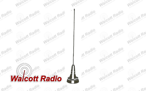 NC-136 ( NMO ) MOBILE ANTENNA for 136-960 MHz