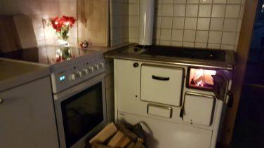 Küche Ferienwohnung Wald Kobel