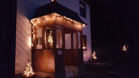Ferienhaus Sacherl Weihnacht