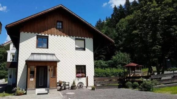 Ferienhaus Sacherl Wald Kobel
