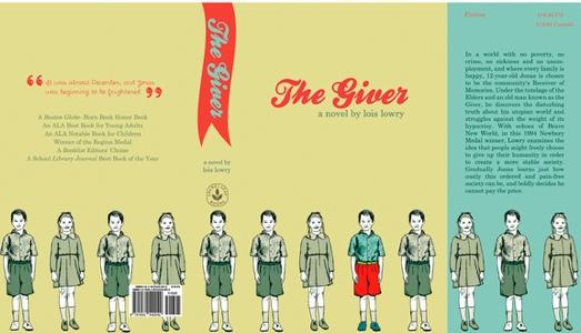 The Giver 7 Creative Classroom Activities Walden Media