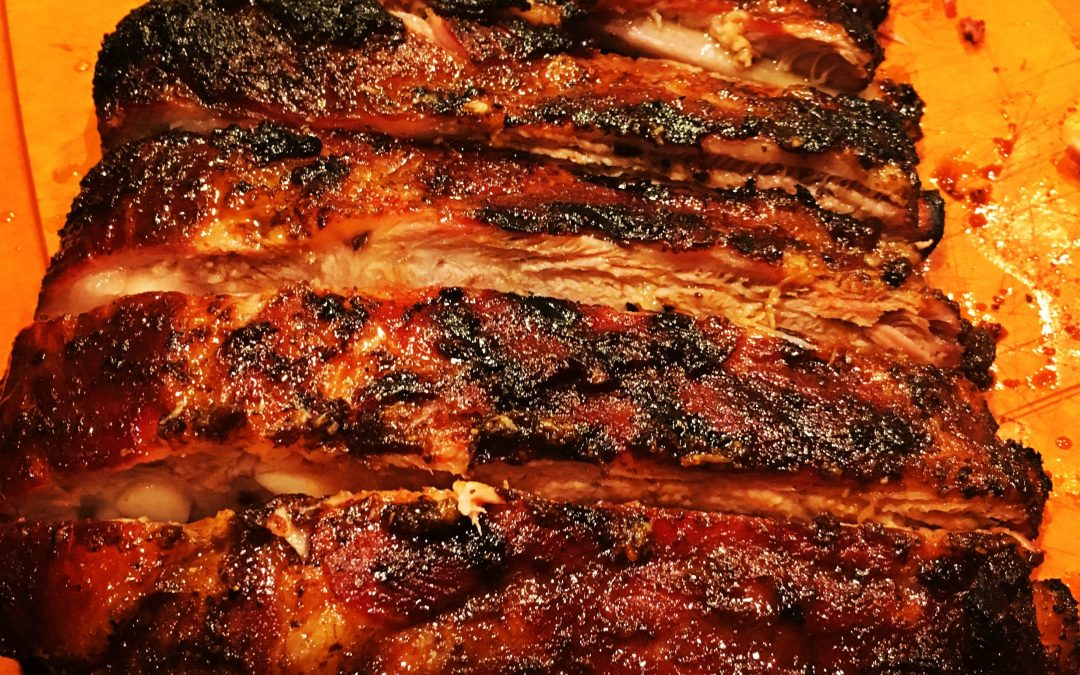 The Best Spare Ribs. Ever.