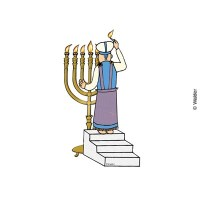 Lighting the Menorah | Walder Education