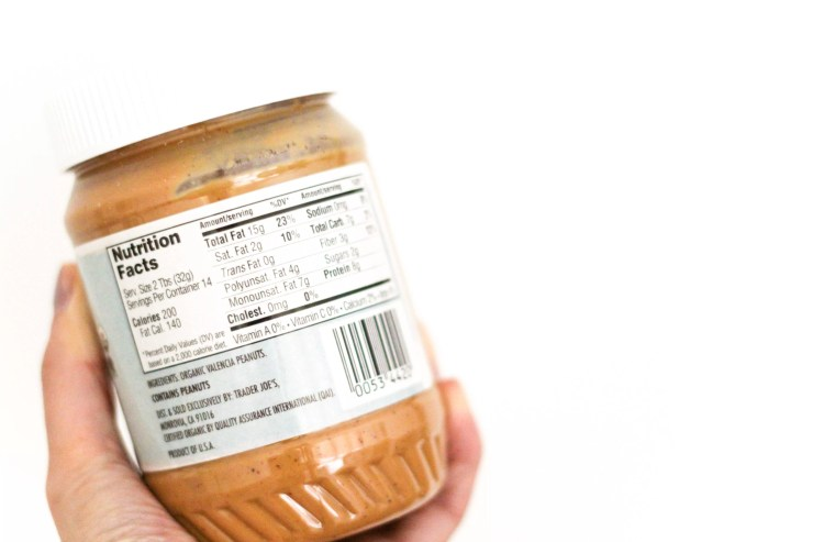 How to: Read the Nutrition Facts Label
