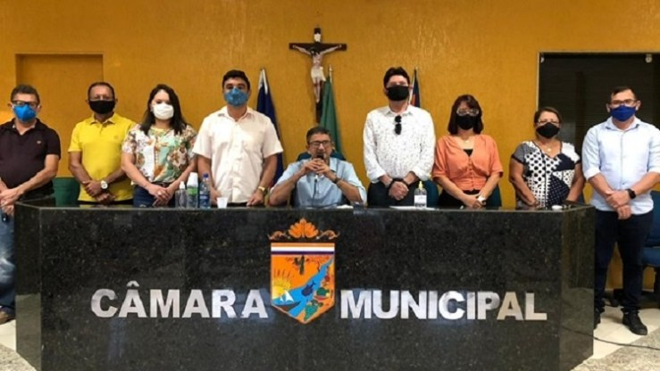 Prefeito de Santa Maria da Boa Vista anuncia Secretariado – Blog do  Waldiney Passos