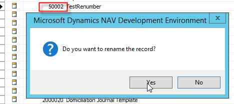 Renumbering tables in NAV 2013 R2 - be careful! (3/4)