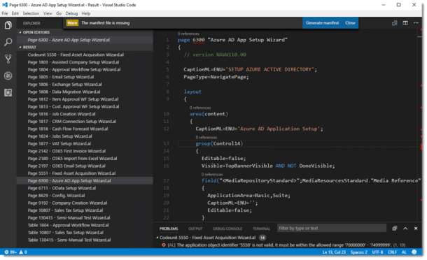 Convert C/AL Objects To AL With PowerShell