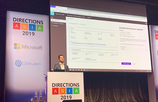 Microsoft Dynamics 365 Business Central – 2019 Spring Release