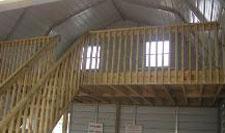 Gambrel Barn Metal Building Kit