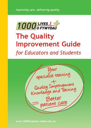 1000 Lives Plus  The Quality Improvement Guide