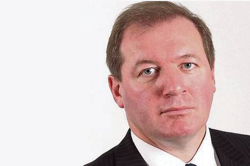 Irish rugby pundit Neil Francis