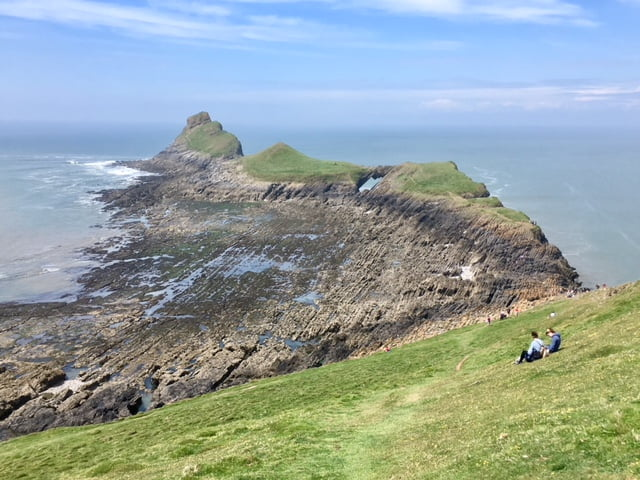 The Worms Head – A Tidal Adventure