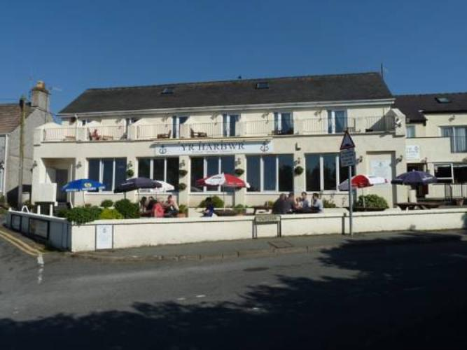 The Harbour Hotel Cemaes Bay  Anglesey Bed and Breakfast