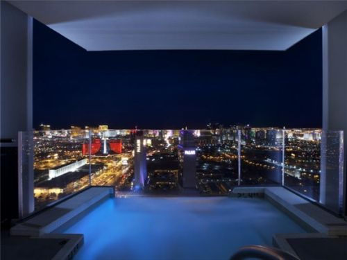 Penthouse Suites in Las Vegas  The Walford Group