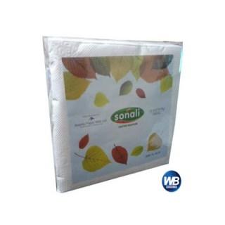 Sonali Paper Napkin 1 Ply (13x13)