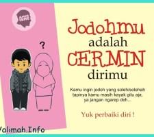 misteri jodoh dalam islam
