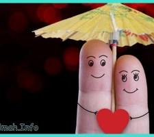 Mencintai suami sayang istri