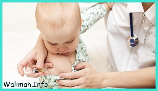 bahaya imunisasi pada bayi