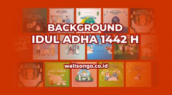background idul adha 1442 H